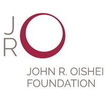 The John R. Oishei Foundation logo