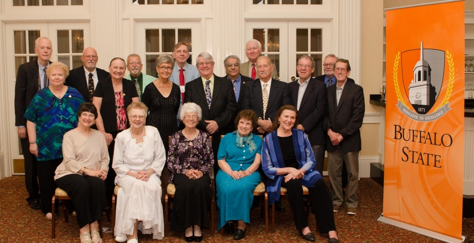 Class of 1965 reunion group