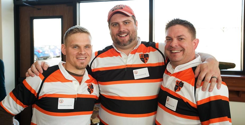 Alumni rugby