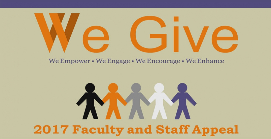 2017 Faculty and Staff Appeal logo